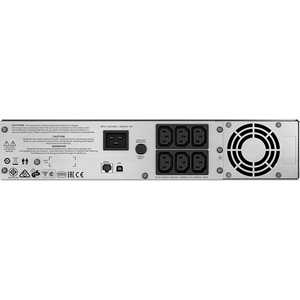 ИБП APC Smart-UPS C SMC2000I-2U ибп apc by schneider electric smart ups c 1500 smc1500i 2u