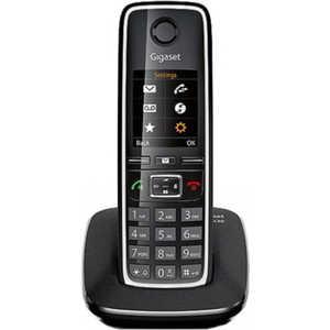 Дополнительная трубка Gigaset C530 H (HSB) Black телефон gigaset c530