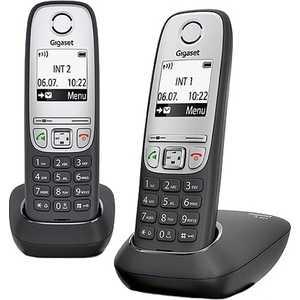 цена на Радиотелефон Gigaset A415 Duo черный