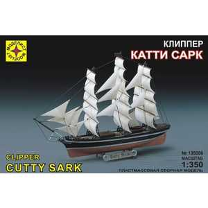 Моделист Модель корабль клипер ''Катти Сарк'', 1:350 135006