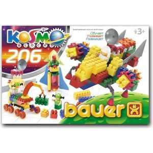 Бауер Конструктор Космос 206 элементов 269
