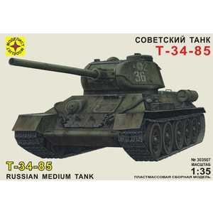 Моделист Модель танк советский танк Т-34-85, 1:35 303507