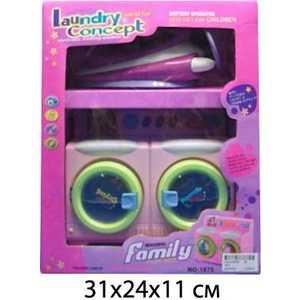 Shantou Gepai Набор бытовой техники: стиральная машина и утюг 3867