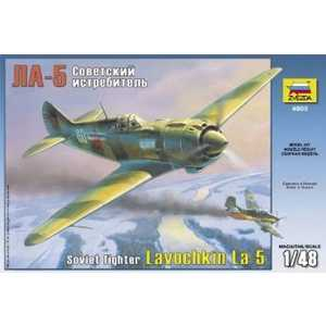 Звезда Модель Самолет Ла-5 4803