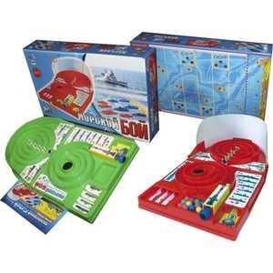 Спорт Тойз Настольная игра Морской бой 61 игра настольная морской бой djeco игра настольная морской бой