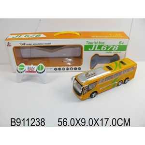 Shantou Gepai Автобус Туристический на радиоуправлении 678-3