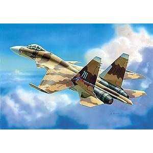 Звезда Модель ПН Самолет Су-37 7241П