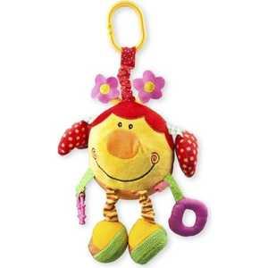 Жирафики Развививаюшая игрушка Божья коровка 93560