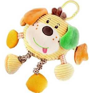 Жирафики Развививаюшая игрушка Подвеска Собачка Шарик 93597