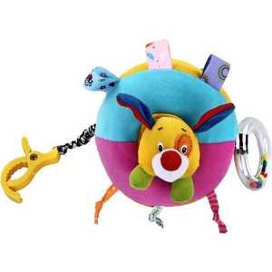 Жирафики Развививаюшая игрушка Подвеска Собачка, звук и вибрация 93850