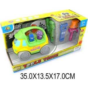 Shantou Gepai Машина электро Маленький строитель LY063