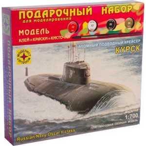 Моделист Модель атомный подводный крейсер Курск, 1:700 ПН170075