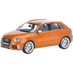 Автомобиль Schuco 1:43 Audi RS Q3, orange 450751200