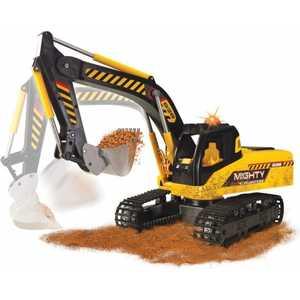 Экскаватор Smoby гусеничный 3412782 экскаватор гусеничный cat с отвалом