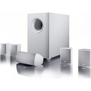Комплект акустики Canton Movie 135 white комплект акустических систем canton movie 95 white