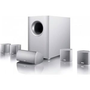 Комплект акустических систем Canton Movie 75, silver