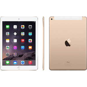 Планшет Apple iPad Air 2 Wi-Fi + Cellular 128GB - Gold (MH1G2RU/A)