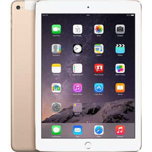 Планшет Apple iPad Air 2 Wi-Fi + Cellular 16GB - Gold (MH1C2RU/A)