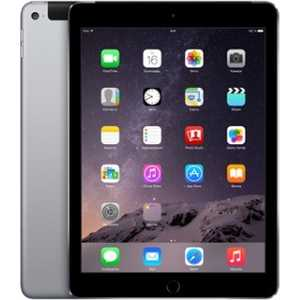Планшет Apple iPad Air 2 Wi-Fi + Cellular 16GB - Space Grey (MGGX2RU/A)