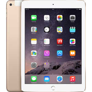 Планшет Apple iPad Air 2 Wi-Fi + Cellular 64GB - Gold (MH172RU/A)
