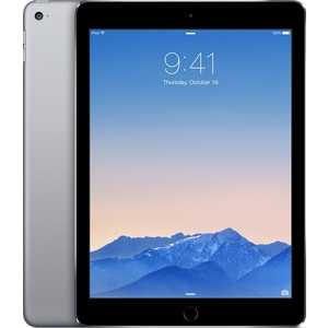 Планшет Apple iPad Air 2 Wi-Fi 64GB - Space Grey (MGKL2RU/A)