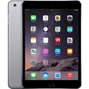 Планшет Apple iPad mini 3 Wi-Fi + Cellular 128GB - Space Gray (MGJ22RU/A)