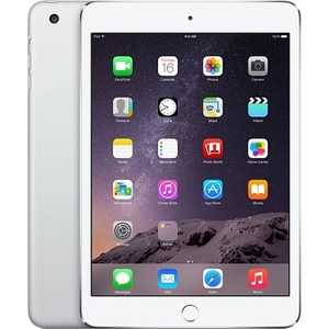 Планшет Apple iPad mini 3 Wi-Fi 64GB - Silver (MGGT2RU/A)