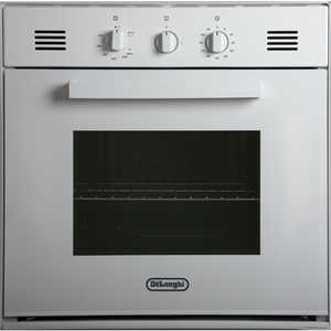 Газовый духовой шкаф DeLonghi FGB 4RU мультиварка fh1394 белая delonghi