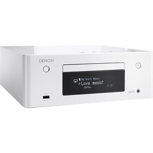 CD-ресивер Denon RCD-N9 white cd ресивер denon rcd m41 silver