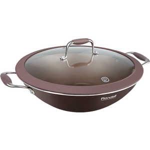 Сковорода wok Rondell Mocco d 32 см RDA-552 сковорода rondell rda 283 mocco