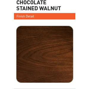 Тумба BDI Valera, chocolate walnut (9724)