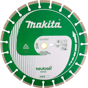 Диск алмазный Makita 300х20мм Neutron Rapide (B-13633) диск алмазный makita 80х15мм 792296 4