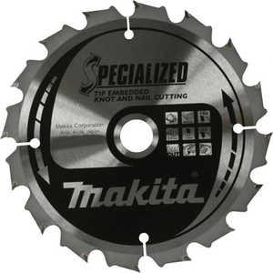 Фотография товара диск пильный Makita 190х30мм 24зуба (B-31289) (379697)
