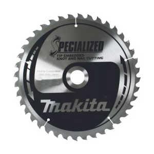Диск пильный Makita 305х30/16мм 40зубьев (B-29278) диск пильный hitachi 335х30мм 40зубьев tct saw blade 752477