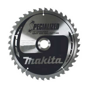 Диск пильный Makita 305х30/16мм 40зубьев (B-29278) диск пильный makita 305х30 16мм 100зубьев standard b 29309