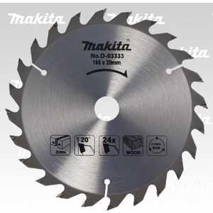 Диск пильный Makita 185х30/20/16мм 16зубьев Standard (D-45901)