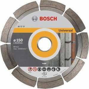 Диск алмазный Bosch 150х22.2 мм 10 шт Standard for Universal (2.608.603.246)