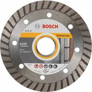 Диск алмазный Bosch 115х22.2 мм 10 шт Standard for Universal Turbo (2.608.603.249)