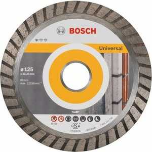 Диск алмазный Bosch 125х22.2 мм 10 шт Standard for Universal Turbo (2.608.603.250)