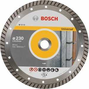 Диск алмазный Bosch 230х22.2 мм 10 шт Standard for Universal Turbo (2.608.603.252)