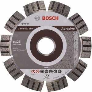 Диск алмазный Bosch 150х22.2 мм Best for Abrasive (2.608.602.681)