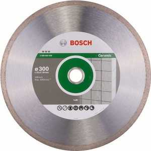 Диск алмазный Bosch 300х30/25.4 мм Best for Ceramic (2.608.602.639)