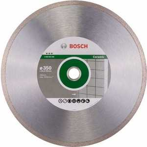 Диск алмазный Bosch 350х30/25.4 мм Best for Ceramic (2.608.602.640)