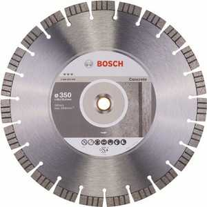 Диск алмазный Bosch 350х25.4/20 мм Best for Concrete (2.608.602.658)