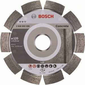 Диск алмазный Bosch 125х22.2 мм Expert for Concrete (2.608.602.556)