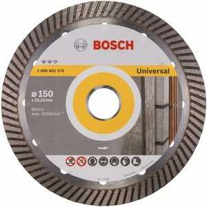 Диск алмазный Bosch 150х22.2 мм Expert for Universal Turbo (2.608.602.576)
