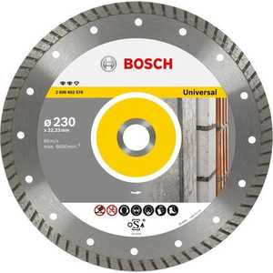 Диск алмазный Bosch 180х22.2 мм Expert for Universal Turbo (2.608.602.577)
