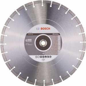 Диск алмазный Bosch 400х25.4/20 мм Standard for Abrasive (2.608.602.622)