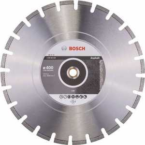 Диск алмазный Bosch 400х25.4/20 мм Standard for Asphalt (2.608.602.626)