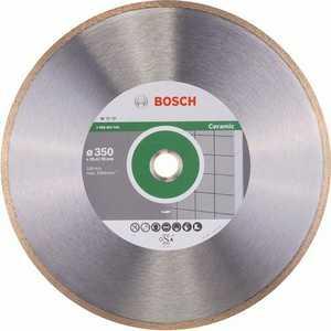 Диск алмазный Bosch 350х30/25.4 мм Standard for Ceramic (2.608.602.541)